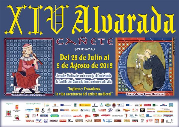 Pulsa para enlazar con el programa Alvarada 2012