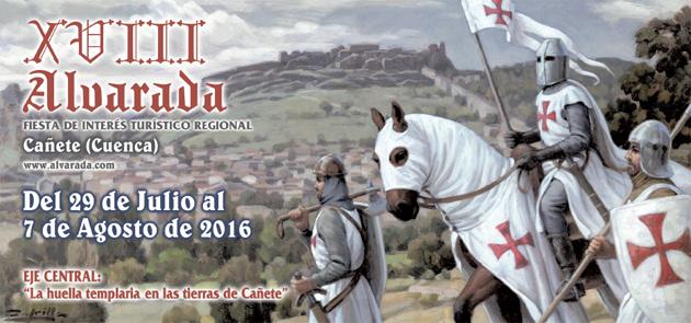 XVI ALVARADA, programa de actos